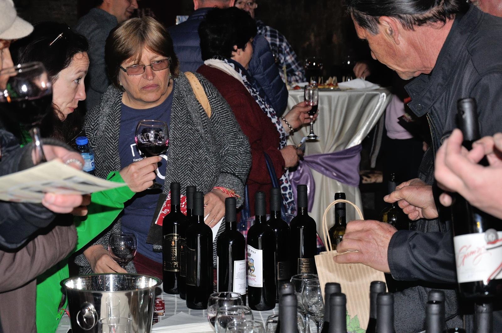 Дегустация на вино - винари от НОРТИКУМ